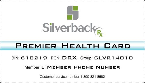 Discount Card Front